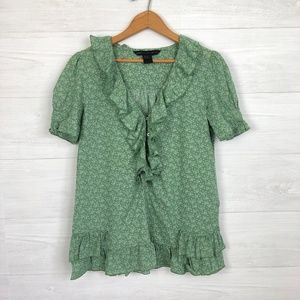Marc by Marc Jacobs Short Sleeve Size 4